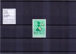Luxemburg - Internationale Kleingärtnervereinigung 1967 (**/MNH) - Nuovi