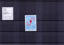 Luxemburg - Freiwillige Blutspender 1968 (**/MNH) - Lussemburgo