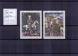 Luxemburg - Geburtstag Von Joseph Kutter 1969 (**/MNH) - Lussemburgo