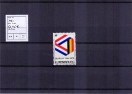 Luxemburg - BENELUX - Zollabkommen 1969 (**/MNH) - Lussemburgo