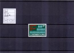 Luxemburg - Volkszählung 1970 (**/MNH) - Lussemburgo