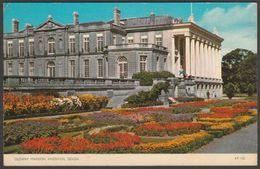 Oldway Mansion, Paignton, Devon, 1965 - Jarrold Postcard - Paignton