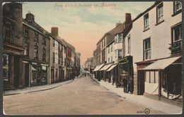 Fore Street, Looking Up, Bodmin, Cornwall, 1907 - Valentine's Postcard - Other
