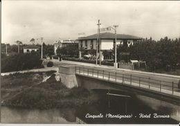 CINQUALE (MONTIGNOSO-MASSA) HOTEL BERNINA   -FG - Massa