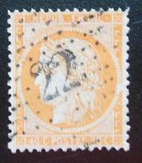 France - YT 38 OBLITERE (1870-71) Emission Dite Du Siège De Paris. Type De 1839 - OBLITERE SANS GOMME - 1870 Siège De Paris
