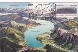 Salzkammergut - Der Mondsee (1039) * 1921 - Mondsee
