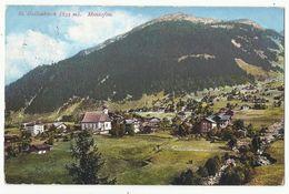 Österreich St. Gallerkirch (833 M) Montafon  1912 - Autriche