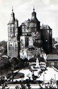 25 MONTBELIARD Le Chateau Monument Aux Morts - Montbéliard