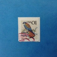 1991 STATI UNITI D'AMERICA USA FRANCOBOLLO USATO STAMP USED - ORDINARIO FAUNA UCCELLI 01 - United States