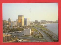 United Arab Emirates Emirats Arabes Unis Abu Dhabi Abou Dabi Cornicher Road( Format 10,5x15 ) - Emirats Arabes Unis