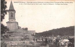 Carte Postale Ancienne De  MARBOTTE - Revigny Sur Ornain