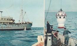 PRESIDENT THEODORE TISSIER NAVIRE OCEANOGRAPHIQUE - Barche