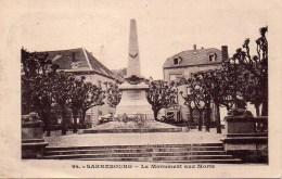 67 SARREBOURG  Le Monument Aux Morts - France