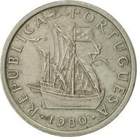 Portugal, 5 Escudos, 1980, SUP+, Copper-nickel, KM:591 - Portugal