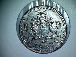 Barbados 10 Cents 1973 - Barbados