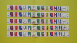 Liberia Année 1999,  N° 1142 à 1206    65 Val Neuf** Drapeaux Des Contés - Liberia