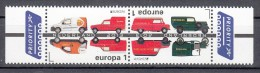 Nederland 2013 Nvph Nr 3055 + 3056, Mi Nr 3104 + 3105  Europa Postauto's Modern En Oud Postfris Met Priority - Periode 2013-... (Willem-Alexander)