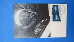 Catre Maximum, Cameroun,   Année 1966,  N° PA 73  Conquête De L'espace - Kameroen (1960-...)