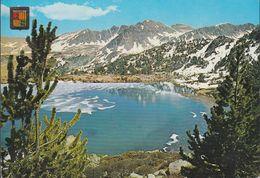 Andorra - Grand Lake Of The Pessons - Nice Stamp - Andorre
