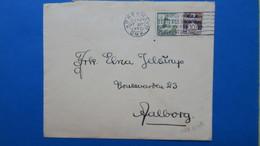 Lettre Du Danemark Du 27/9/1937 Pour La Suède - 1913-47 (Christian X)