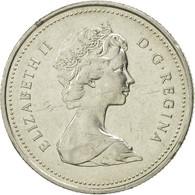 Canada, Elizabeth II, 25 Cents, 1979, Royal Canadian Mint, Ottawa, SUP+, Nickel - Canada
