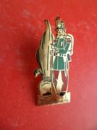 Pins EGF Armee Militaire Legion Legionnaire 1855 1956 Garde De La 2° RE -  Regiment Etranger - Militaria