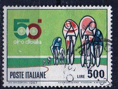 PIA - REP - 1967 - 50° Giro Ciclistico D´ Italia  - (SAS 1047) - Ciclismo