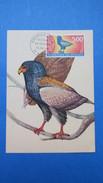 Sénégal, Carte Maximum, Année 1968 Oiseaux N° PA 67 - Senegal (1960-...)