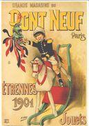 GRANDS MAGASINS / PONT NEUF / JOUETS   / LOT 1685 - Publicité
