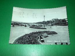 Cartolina Rimini - Piazzale Tripoli 1957 - Rimini