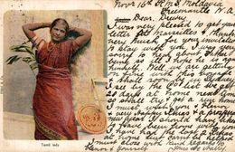 SRI LANKA. TAMIL LADY - Sri Lanka (Ceilán)