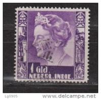 Nederlands Indie Netherlands Indies Dutch Indies 208 Used ; Koningin, Queen, Reine, Reina Wilhelmina 1934 - Niederländisch-Indien
