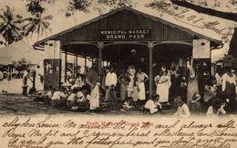 SRI LANKA. CEYLON. FRUIT MARKET MUNICIPAL GRAND PASS - Sri Lanka (Ceilán)