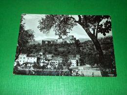 Cartolina Pontremoli - Scorcio Panoramico E Castello 1968 - Massa