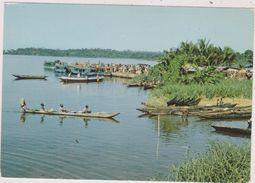 Afrique,ouest,francophone,cote D'ivoire,PRES ABIDJAN,REGION DES GRANDS PONTS,DABOU,CARTE PHOTO P TRICHET - Côte-d'Ivoire