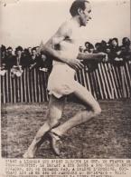 CROSS-COUNTRY :  Raphaël PUJAZON Au Championnat De France De Limoges En 1947 - Sports