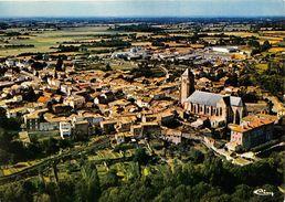 79-CELLES-SUR-BELLE- VUE GENERALE AERIENNE - Celles-sur-Belle