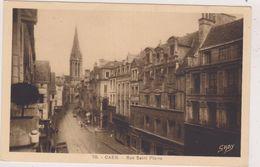 14,CALVADOS,CAEN,VUE ANCIENNE - Caen