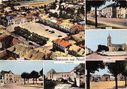 79-BEAUVOIR-SUR-NIORT- MULTIVUES - Beauvoir Sur Niort