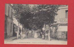 Fouras Les Bains  --  Boulevard Allard - Fouras-les-Bains