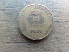 Dominicaine 1  Peso  1997  Km 80 - Dominicana