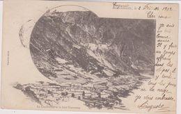 04,ALPES DE HAUTE PROVENCE,BARCELONNETTE,1902 - Barcelonnette