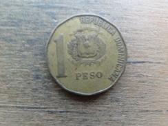 Dominicaine 1  Peso  1992  Km 80 - Dominicaine