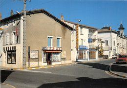 79-SAUZE-VAUSSAIS- CARREFOUR DE LA TOUR , CENTRE VILLE - Sauze Vaussais