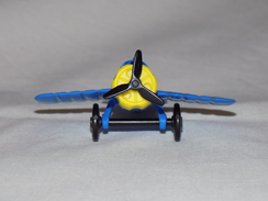 Collectible Kinder Surprise Toy Airplane - Kinder & Diddl