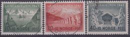 NORUEGA 1943 Nº 254/56 USADO - Noruega