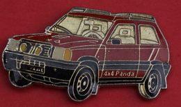 N..115  ) .............AUTOMOBILE...............4X4   FIAT  PANDA... - Fiat