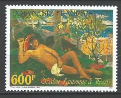 "Polynésie YT 553 "" Salon D'Automne à Paris "" 1997 Neuf** - French Polynesia"