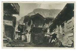 Suisse // Schweiz // Switzerland //  Valais  // Zermatt, Alte Hütten - VS Valais