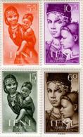 Ref. 272415 * HINGED *  - IFNI . 1954. NATIVE INFANCY WELFARE. PRO INFANCIA INDIGENA - Ifni